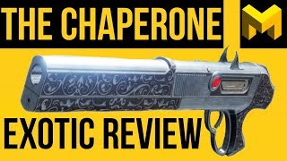 Destiny 2 Forsaken DLC: The Chaperone Exotic Review