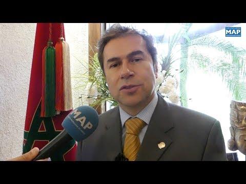 """الباراغواي تجدد موقفها """"الحازم والقوي"""" الداعم للوحدة الترابية للمغرب وزير الخارجية الباراغوياني"""