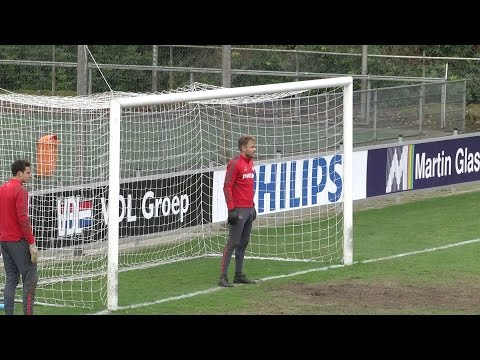 Penaltykiller Jeroen Zoet