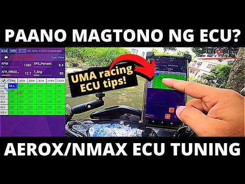 Paano magtono ng Racing ECU? | Aerox/NMAX ECU Tuning