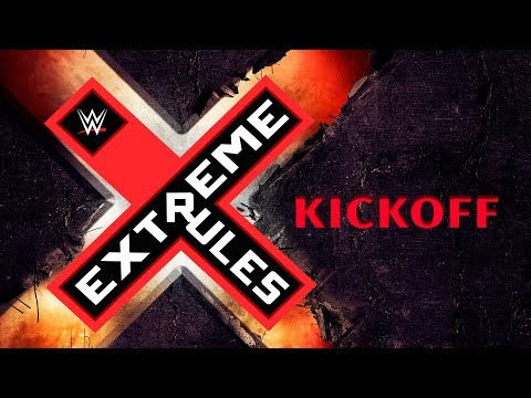 WWE Extreme Rules Kickoff: July 14, 2019