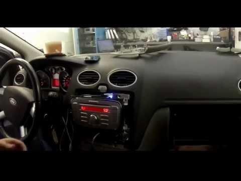 аудиосистема на форд фокус 2 инструкция