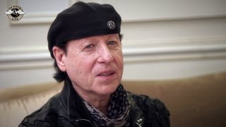 Scorpions - Interview Klaus Meine - Paris 2015