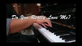 do you really love Ost Arini Cover by Dimas Titis