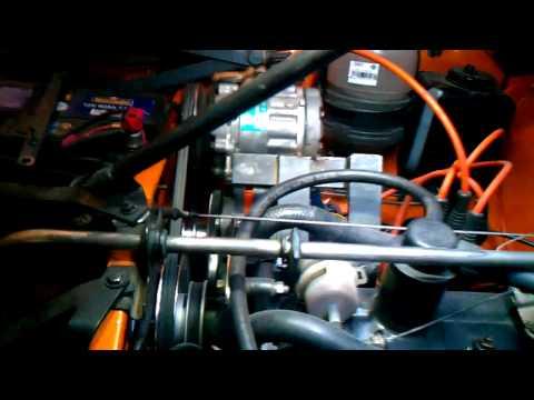 renault 4 con aire acondicionado