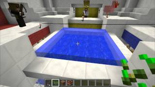Minecraft Mini Game: Chick magnet w/ Woofless, Jerome, and Setosorcerer