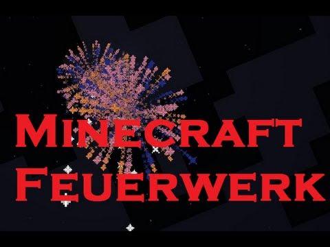 Minecraft Feuerwerk Update 1.4.6