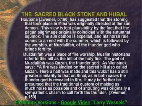 Jamal Badawi Refuted: Islamic Paganism-The Sacred Black Stone