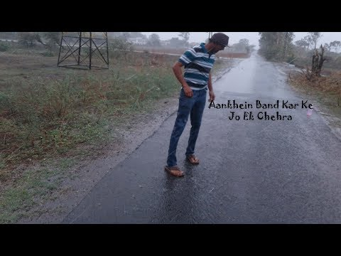 Video AanKhein Band Kar Ke Jo Ek Chehra - Cover download in MP3, 3GP, MP4, WEBM, AVI, FLV January 2017