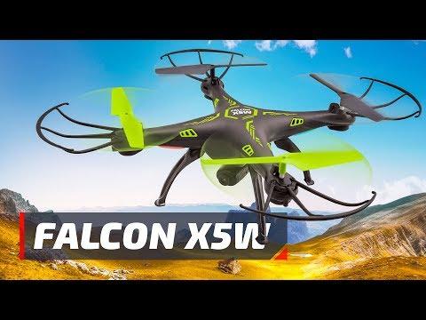 Квадрокоптер Pilotage Falcon X5W с камерой RC61081