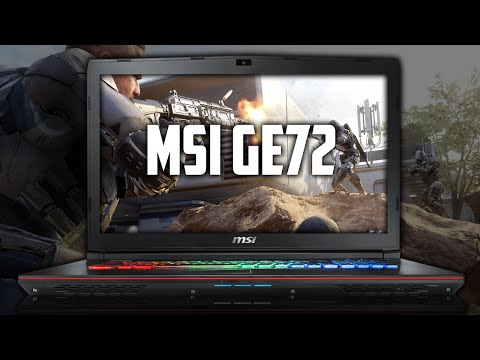 MSI GE72 6QF APACHE PRO Review - Black Ops 3 PC
