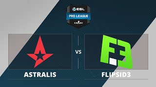 Astralis vs Flipsid3, game 1