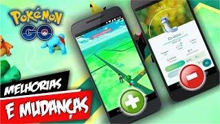 Pokémon GO Novidades e Mudanças - Inicias Melhoraram & Raros Pioraram by Pokémon GO Gameplay
