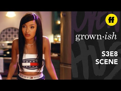 grown-ish Season 3, Episode 8 | Zoey Wants To Drop Out Of College | Freeform