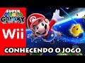 Super Mario Galaxy Iniciando Novamente Esse Jogo Incr v
