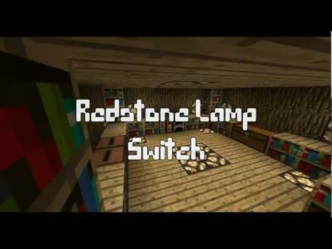 redstone lamp switch minecraft project Redstone Circuits Minecraft Redstone Dust