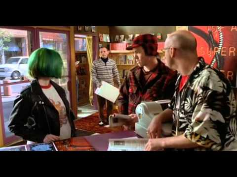 Ghost World - Punk Rock is Over