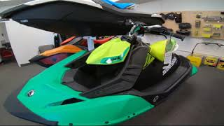 8. 2019 Sea-Doo SPARK 2UP TRIXX HO IBR - New PWC For Sale - Hudson, WI