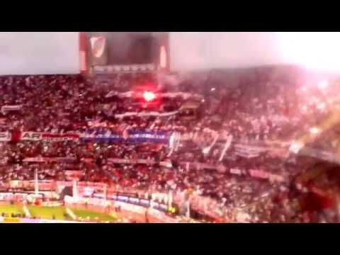 Video - Solo le pido a Dios, que se mueran todos los bosteros River 1 Boca 1 Superclásico Fecha 10 - Los Borrachos del Tablón - River Plate - Argentina