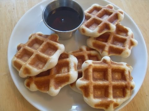 Waffle Maker Experiment ~ Using Ideas From Pinterest