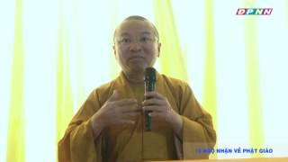 Mười ngộ nhận về đạo Phật - TT. Thích Nhật Từ - wWw.ChuaGiacNgo.com