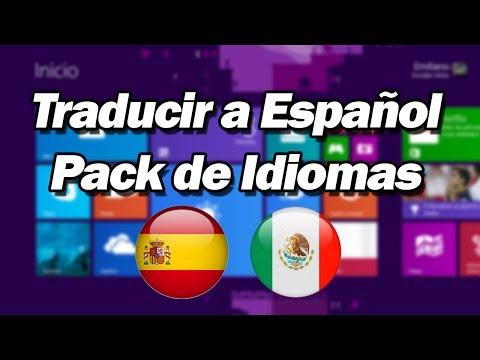 , title : 'Windows 8.1 - Cambiar el Idioma de Inglés a Español'