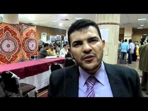 جعفر غراب يترشح علي مقعد المستوى العام