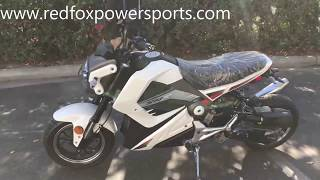 8. redfoxpowersports review 50cc STT