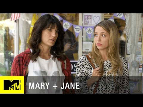 Mary + Jane 1.10 Clip 'Corporate Weed'
