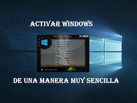 Cómo Activar Windows 7/ 8/ 8.1/ 10 Fácilmente (KMS Tools) 2018|| Mdf Retorico