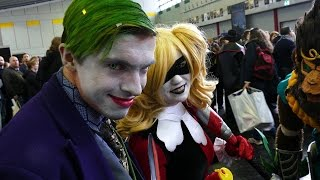 Dortmund Germany  City new picture : German Comic Con 2015, Dortmund, Germany (Impressional Cosplay Video) #FirstGCC in 4K UHD