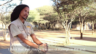 Ignatius was a home country volunteer with Raleigh International in Namibia. Here he talks about the impact the programme had...