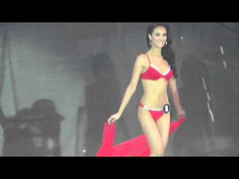 Bb. Pilipinas 2015 swimsuit competition part 1