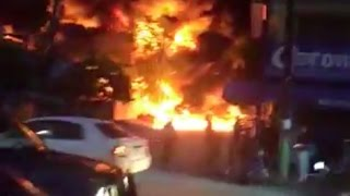 Ciudad Madero Mexico  city pictures gallery : Imagenes Descomunal incendio en Cd Madero Tamaulipas esta noche 12 de Noviembre