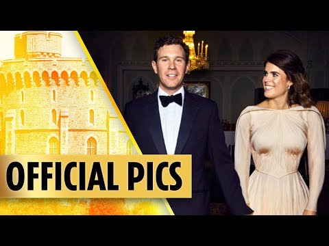 Official photos from the Royal Wedding of Princess Eugenie