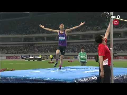 2.32 Zhang Guowei Diamond league SHANGHAI 2015