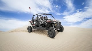 8. 2016 Polaris RZR XP 4 Turbo