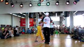 Salsa Casino. Jorge Camaguey, Diana Rodriguez