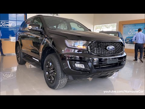 Ford Endeavour Sport 4WD/Everest- ₹41 lakh   Real-life review