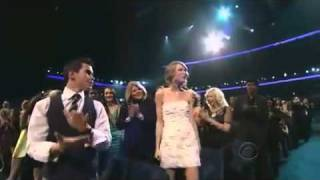 Taylor Swift Wins Female Artist Of The Year At The People's Choice Awards 2010 HD