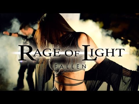 Rage Of Light - Fallen
