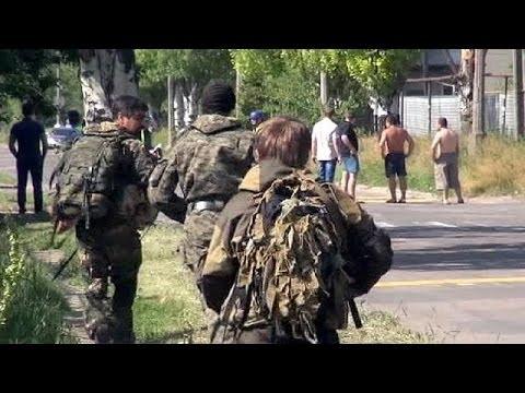 Ukraine : les séparatistes chassés de Sloviansk