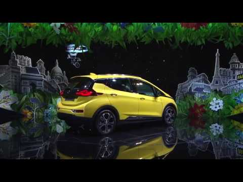 Opel Messestand, Autosalon Paris 2016