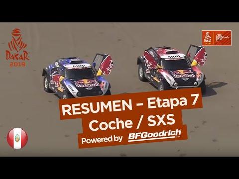 Dakar 2019 - Resumen Etapa 7 autos