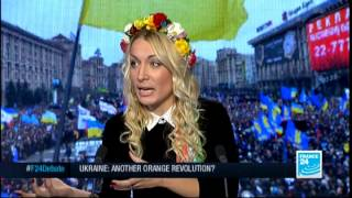 We want a new Ukrainian dream