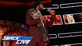 Nonton Jinder Mahal has strong words for Randy Orton and America: SmackDown LIVE, July 4, 2017 Film Subtitle Indonesia Streaming Movie Download