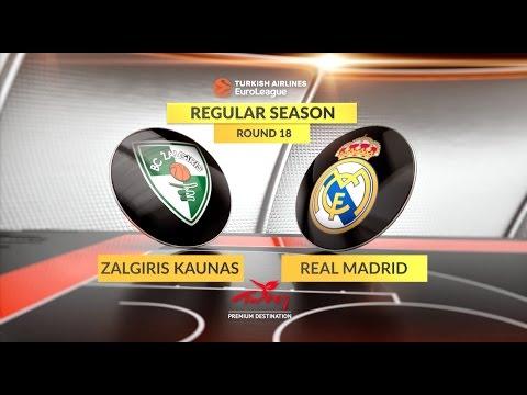 EBTV trailer: Zalgiris Kaunas vs. Real Madrid