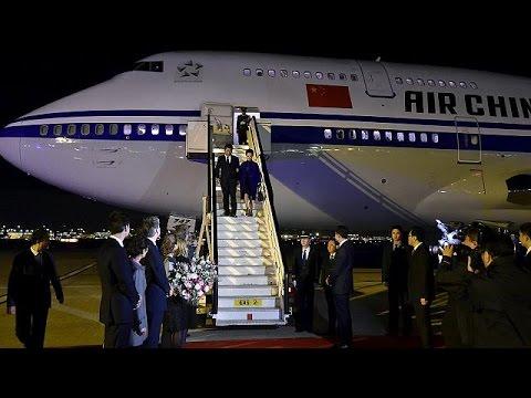 Βρετανία: Επίσκεψη του Κινέζου προέδρου εν μέσω αντιδράσεων