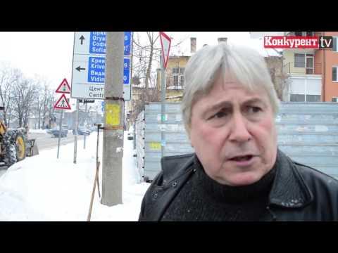 Кърпят аварийно дупките във Враца