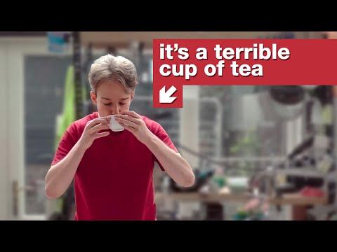 Making an International Standard Cup of Tea